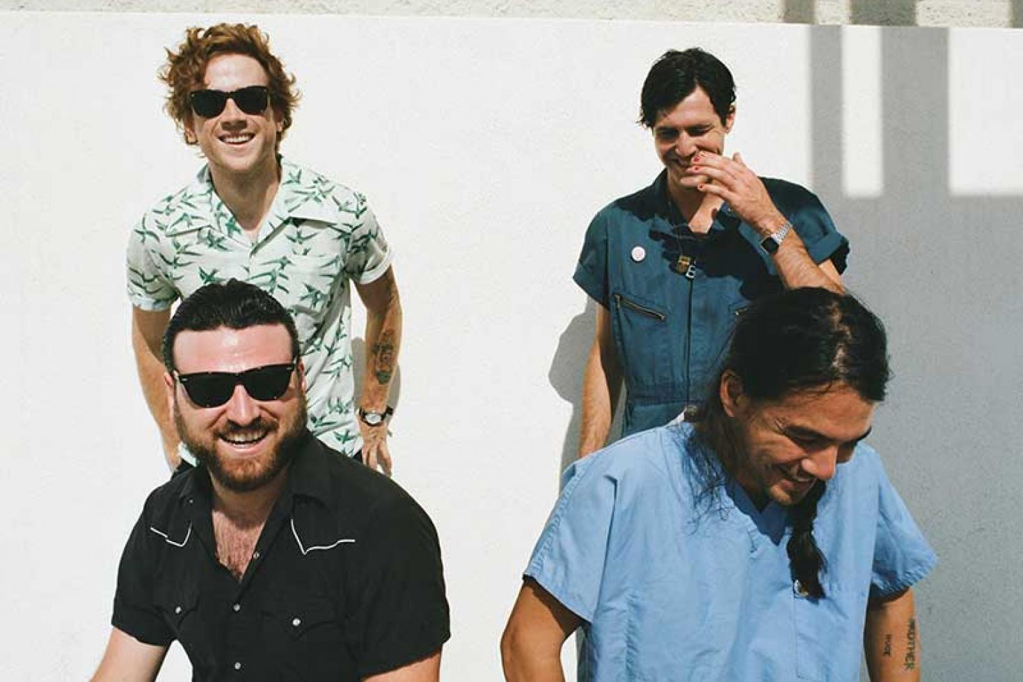 FIDLAR share video for new single 'By Myself'