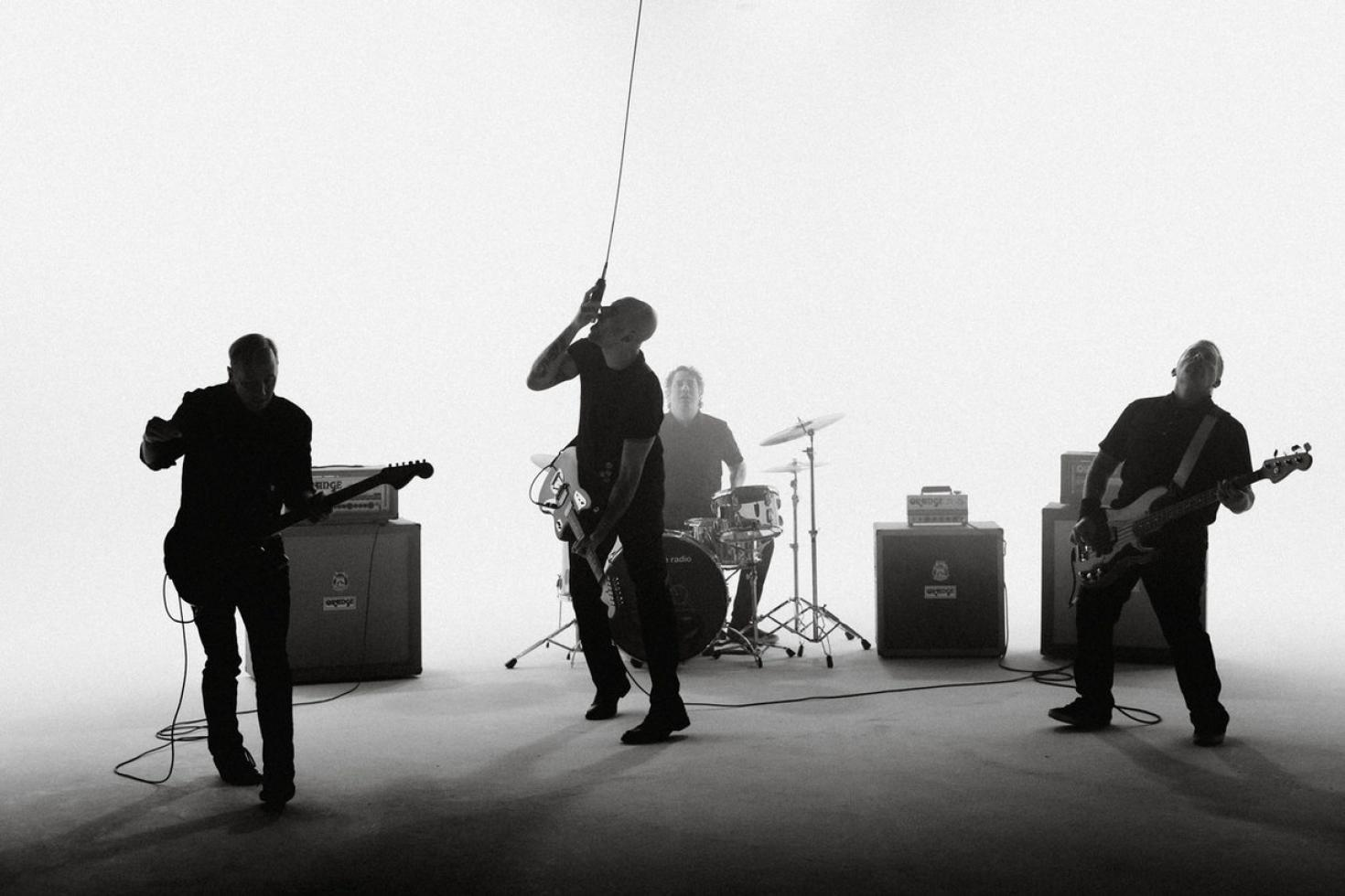 Fire In The Radio share new single 'EX-SF'