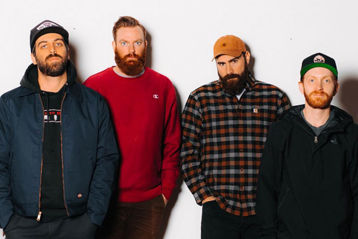 Four Year Strong share video for 'Learn To Love The Lie'