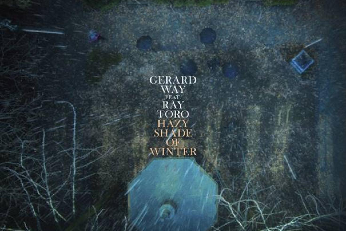 Gerard Way releases new track 'Hazy Shade Of Winter'