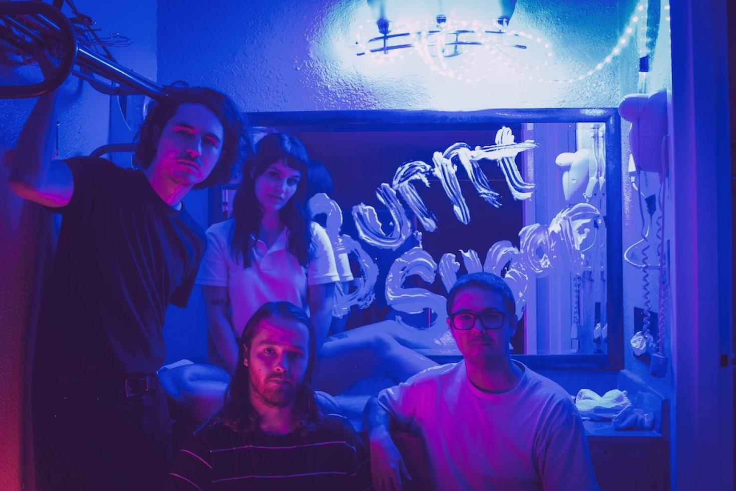 Gouge Away share new single 'Ghost'