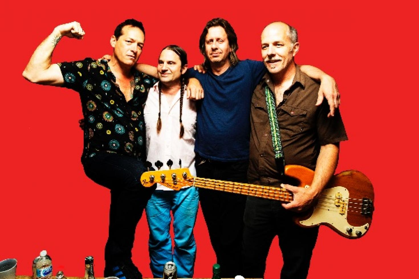 Hot Snakes drop new track 'Checkmate'