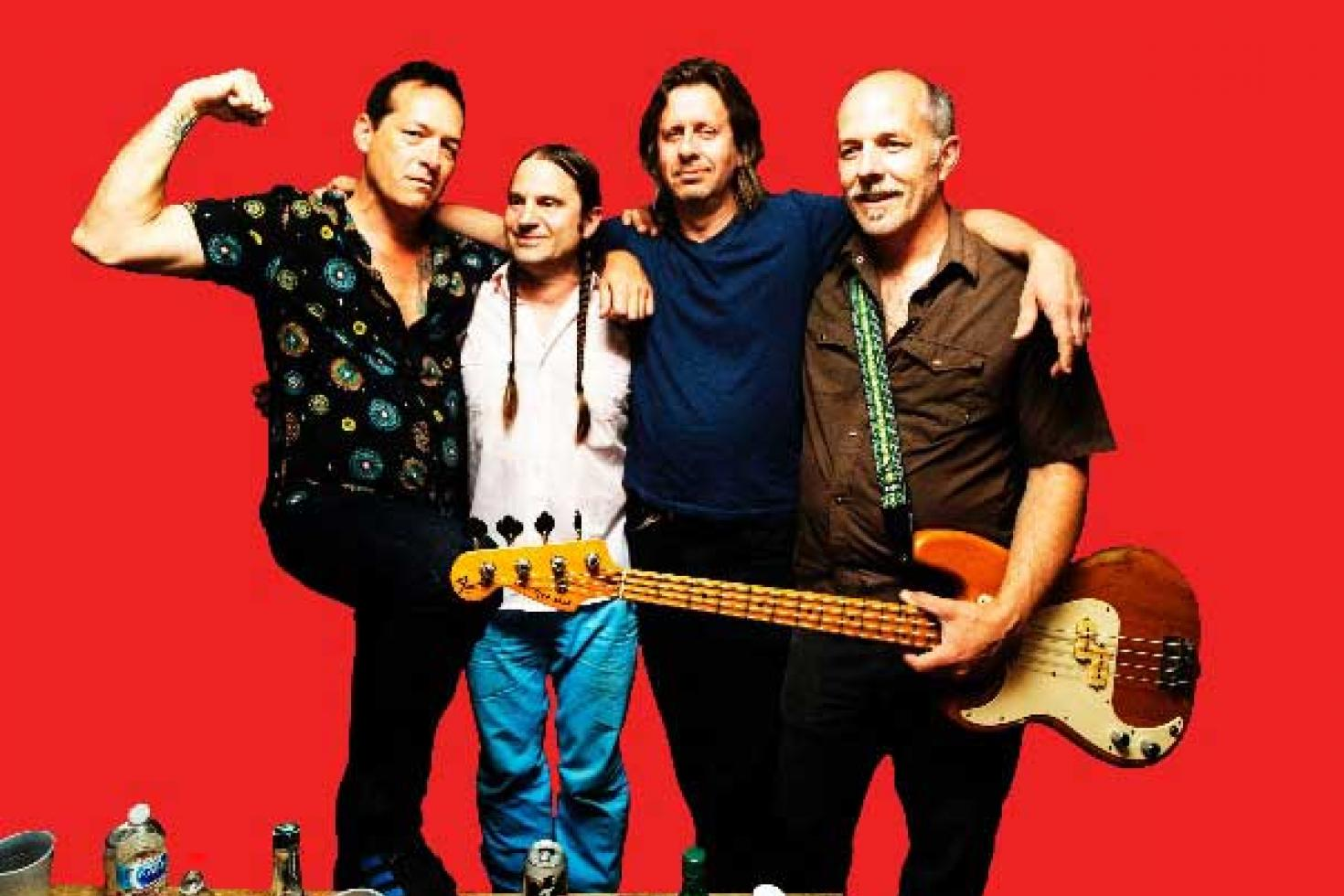Hot Snakes share video for new song 'I Shall Be Free' animated by John Reis' daughter
