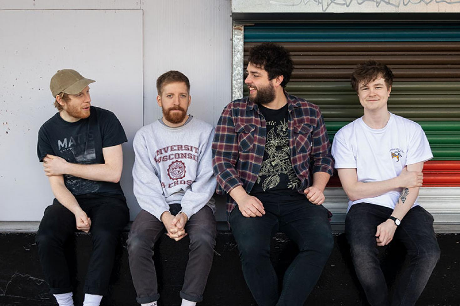 I Feel Fine release new single 'You Know Where I'm Hiding'