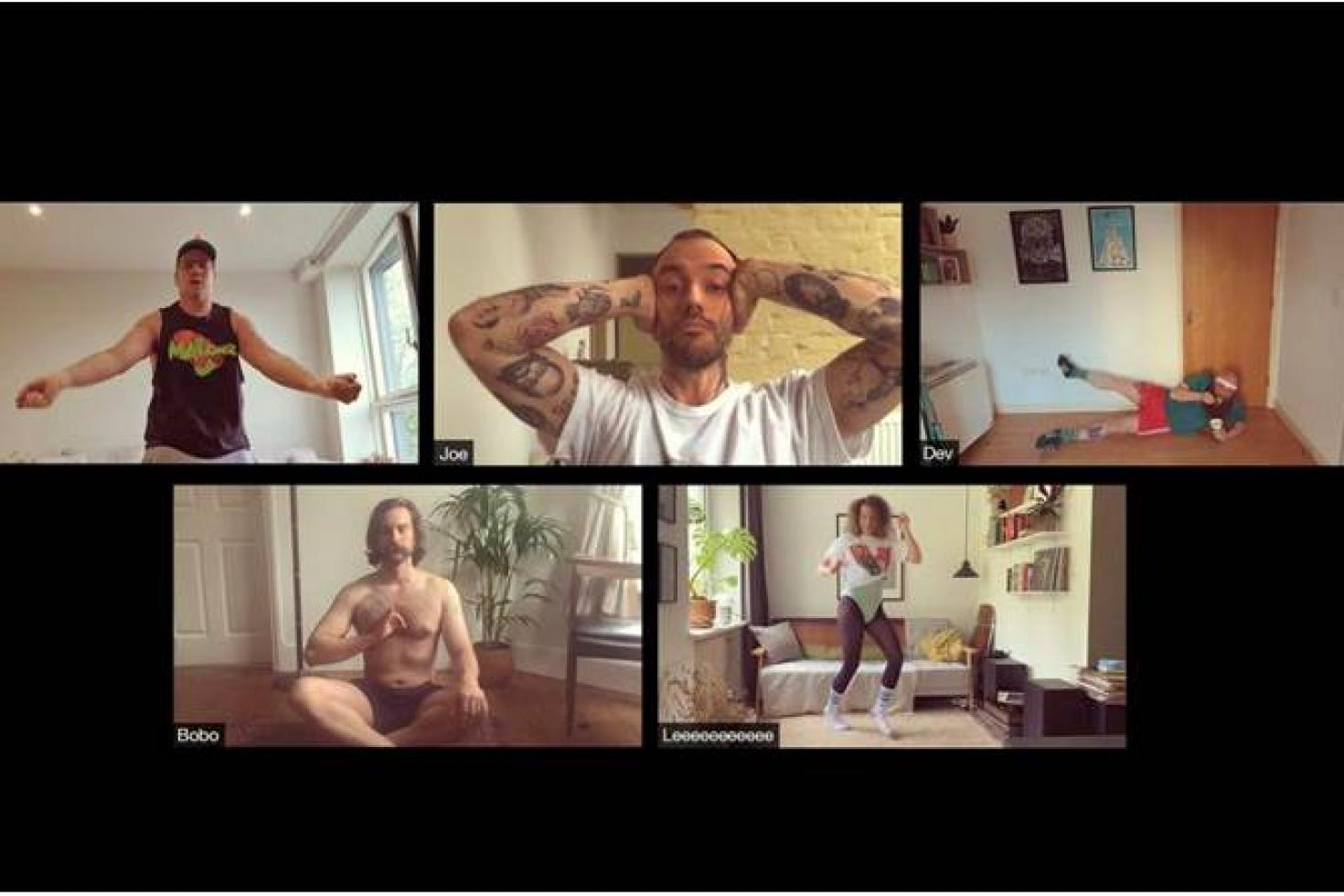 IDLES return with new single and video
