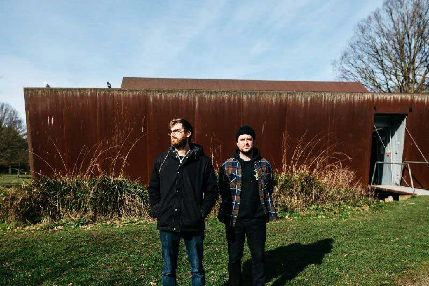London duo JOHN release new single 'Stadium Of No'