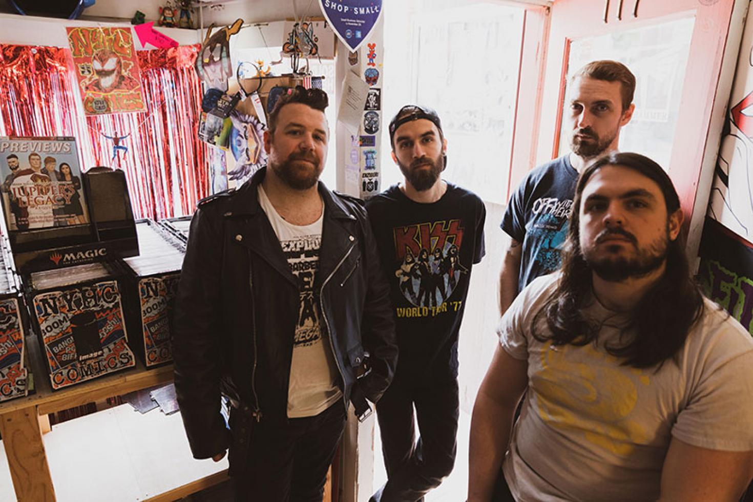 The Jukebox Romantics share new single 'Hey Nora'