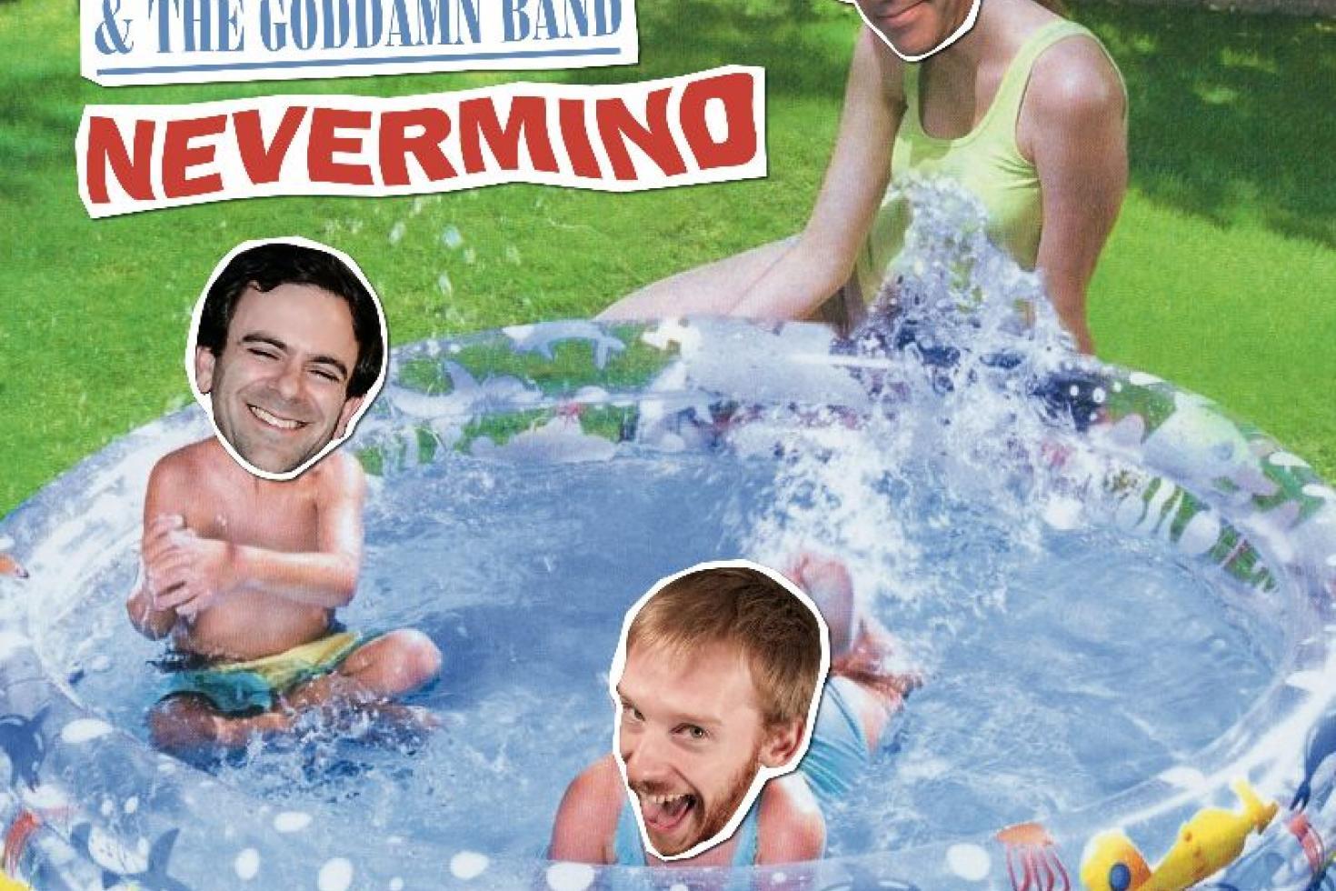 Kevin Devine announces full album cover of Nirvana's Nevermind