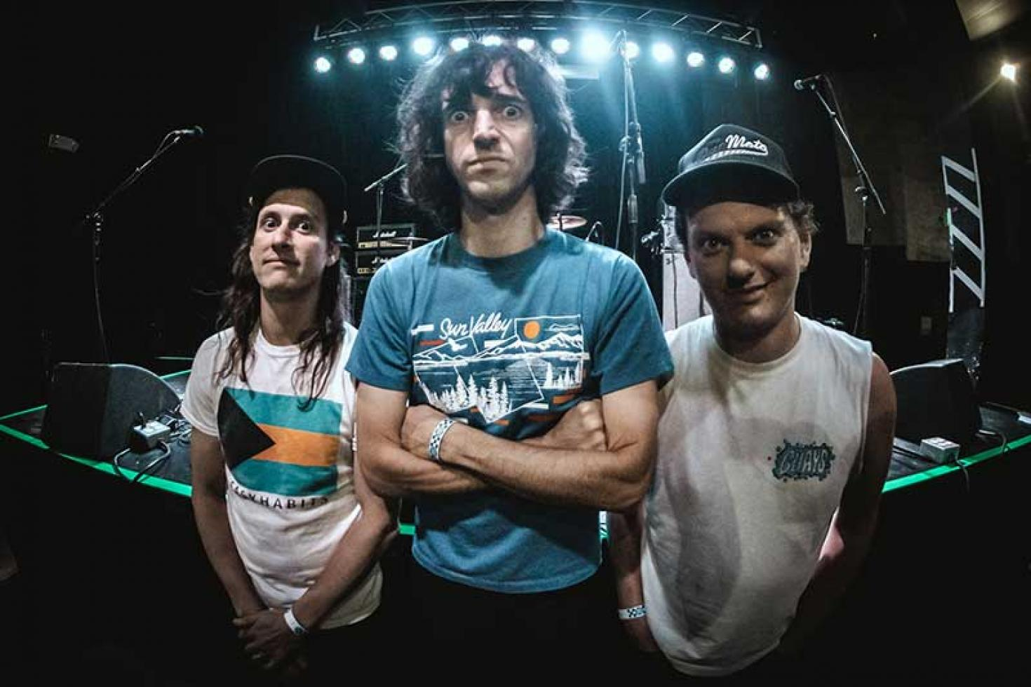Mean Jeans share new single 'Stuck In A Head'