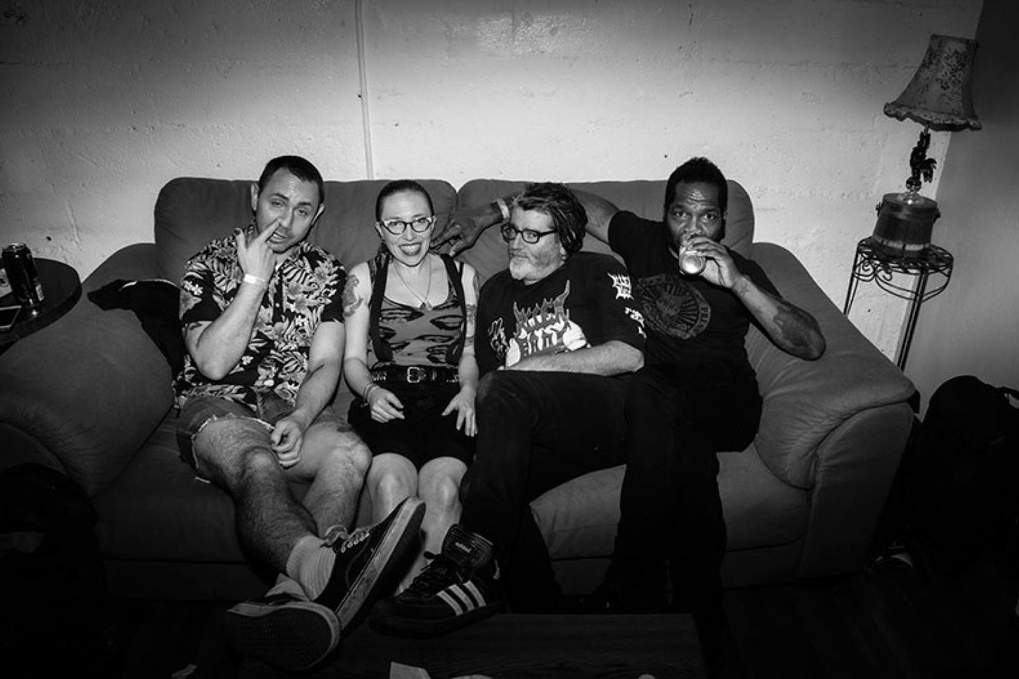 Middle-Aged Queers debut new single 'Size Queen'