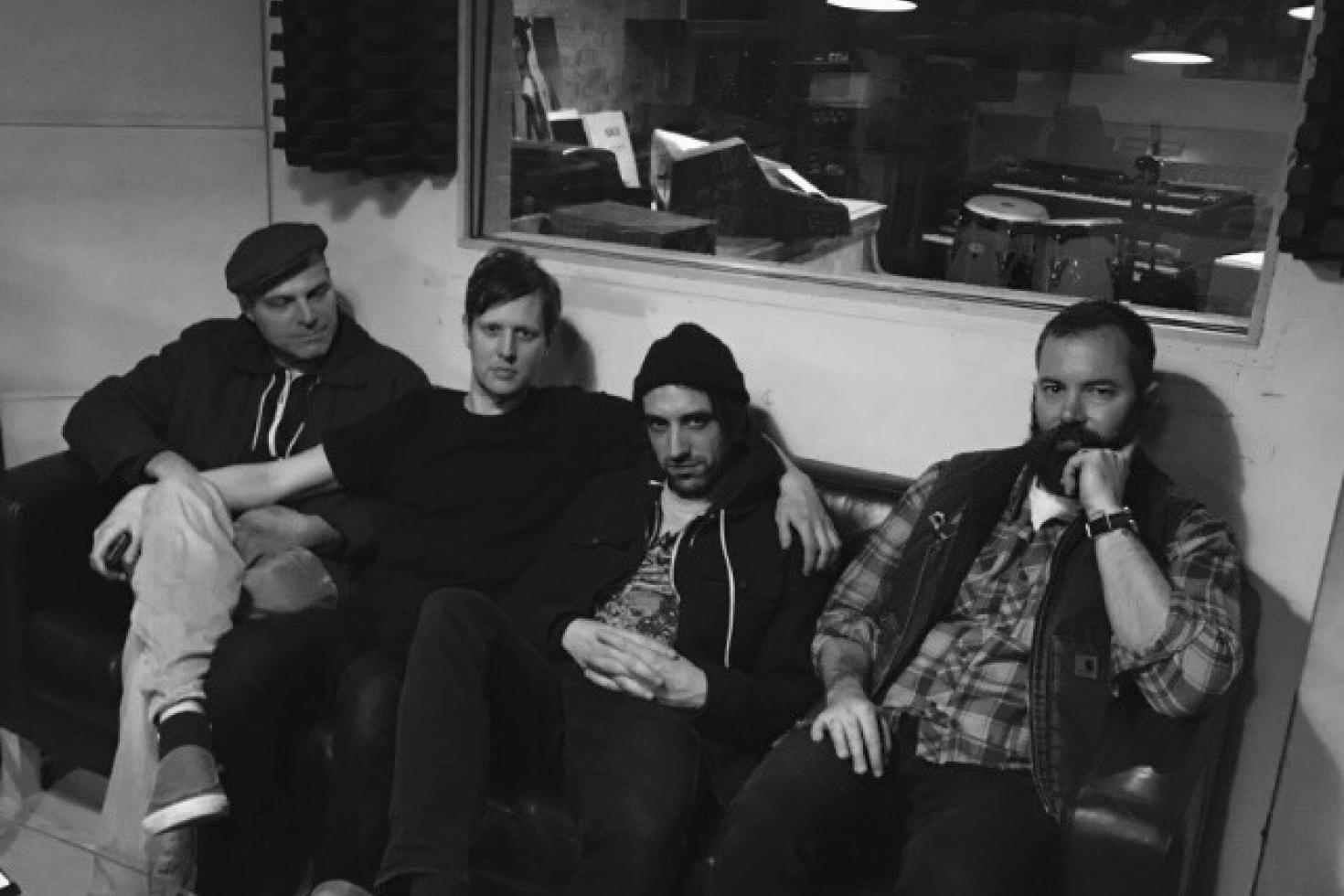New Idea Society (Cave In, Quicksand,....) announce 'Now Is Here'
