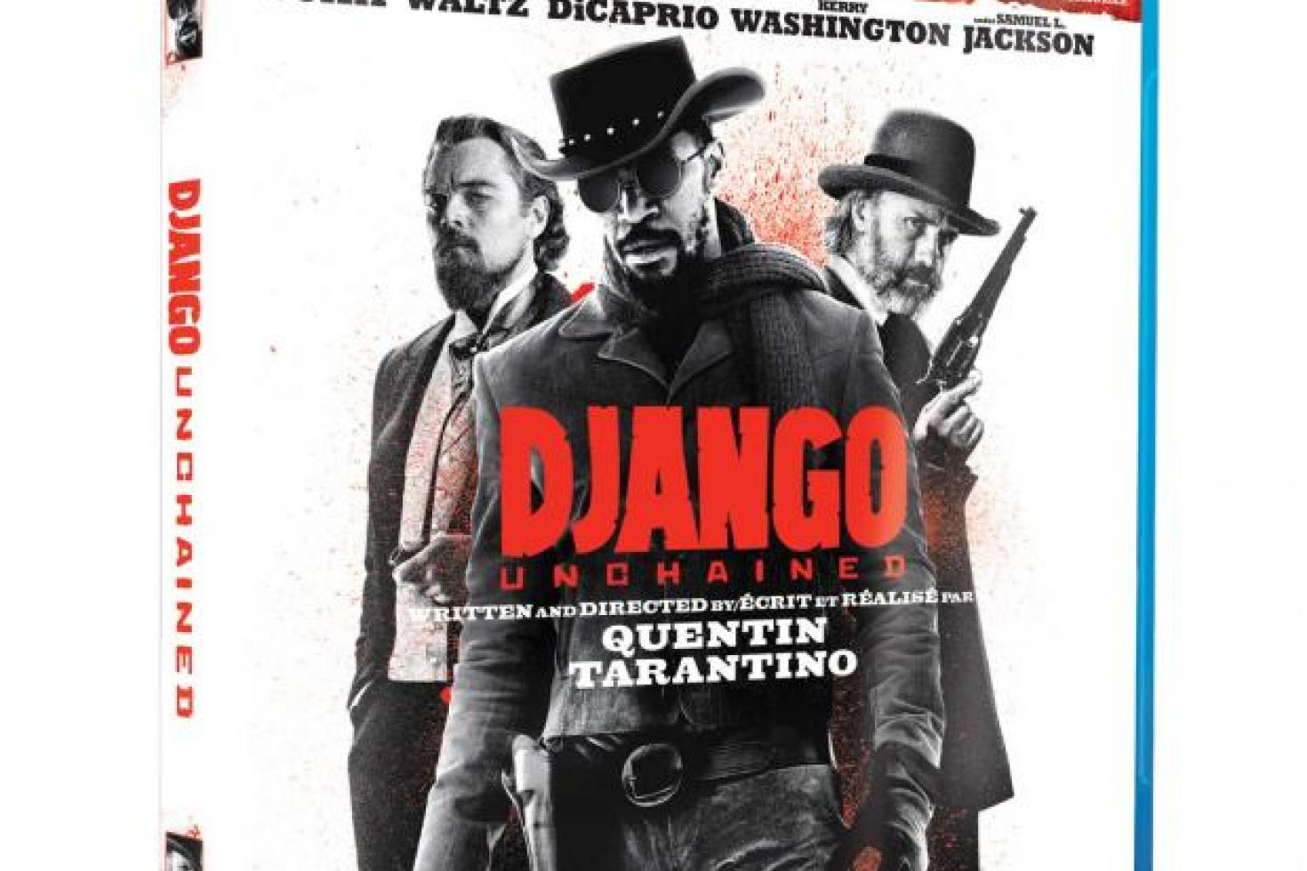 the uniqueness of django unchained Quentin tarantino won a best screenplay oscar for django unchainednow two writers are saying he stole their script.