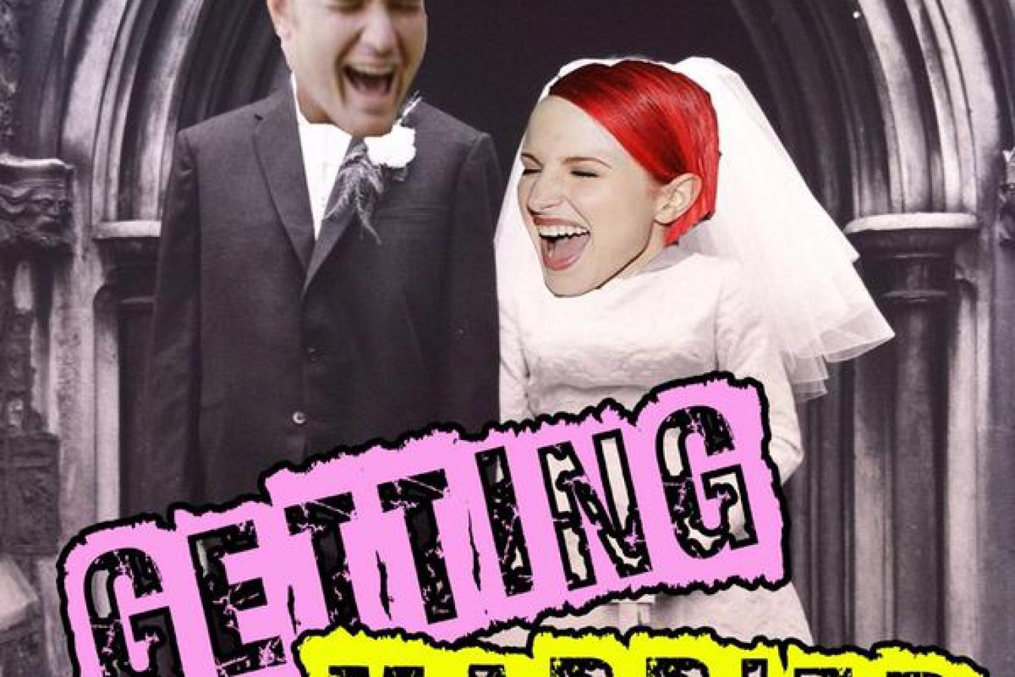 Hayley williams dating chad gilbert