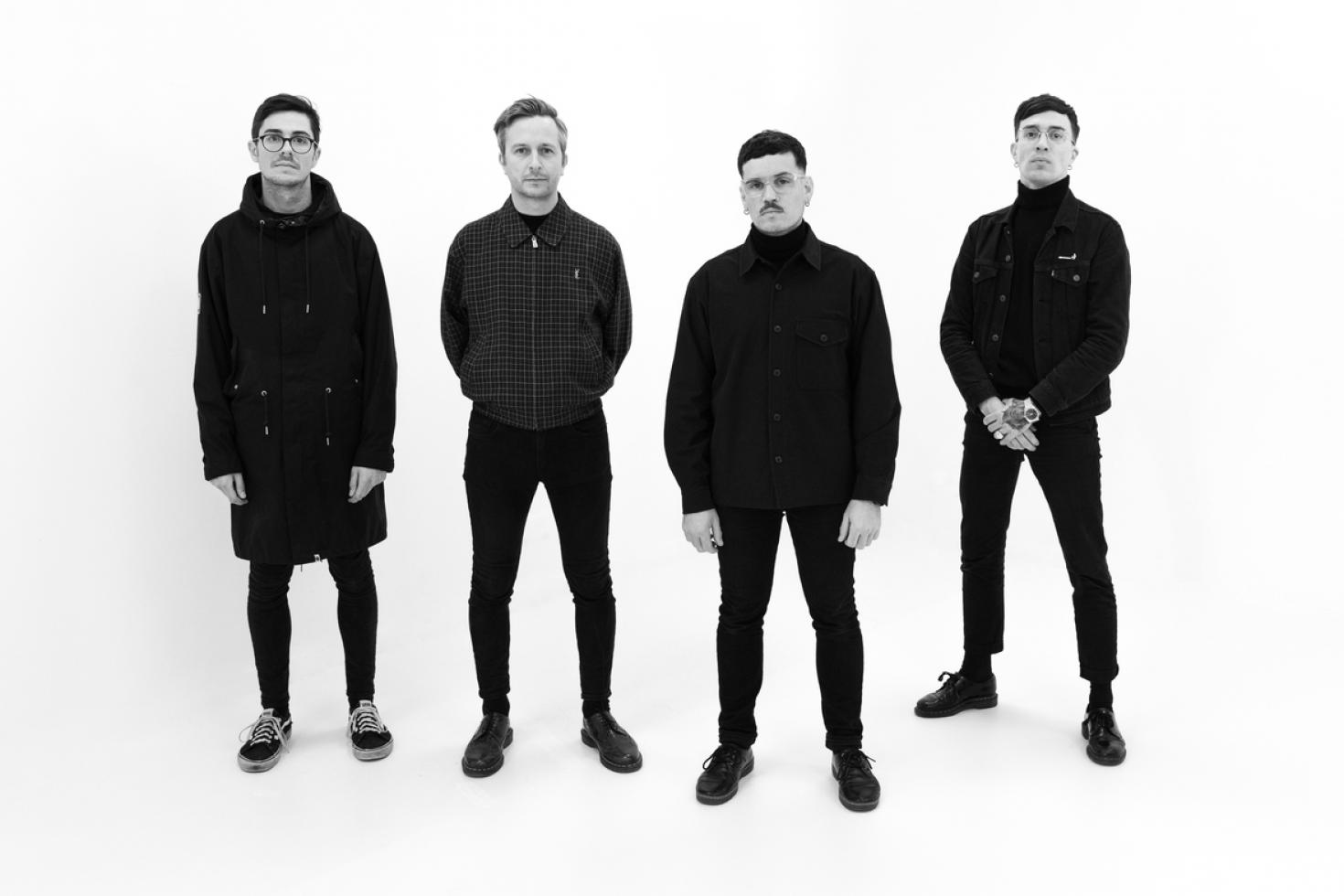 Nightwatchers release new single 'Their Turn Trying to Rule the World'