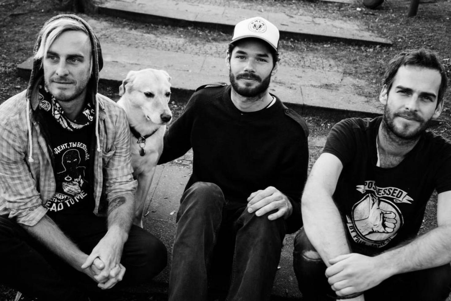 Nowhere feature Punk Rock Theory