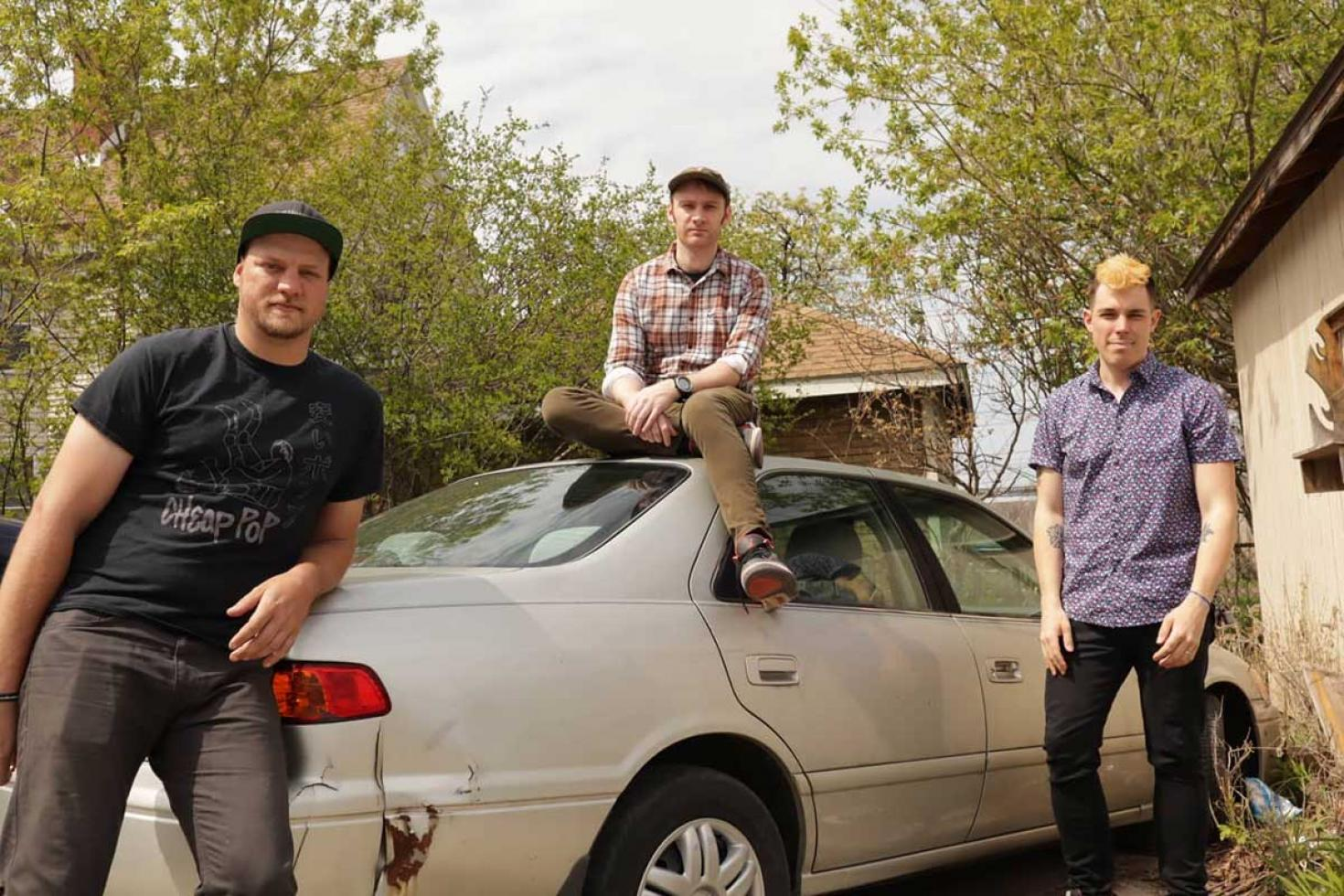 On The Cinder announce 'Sedentary Escape' EP; share teaser video