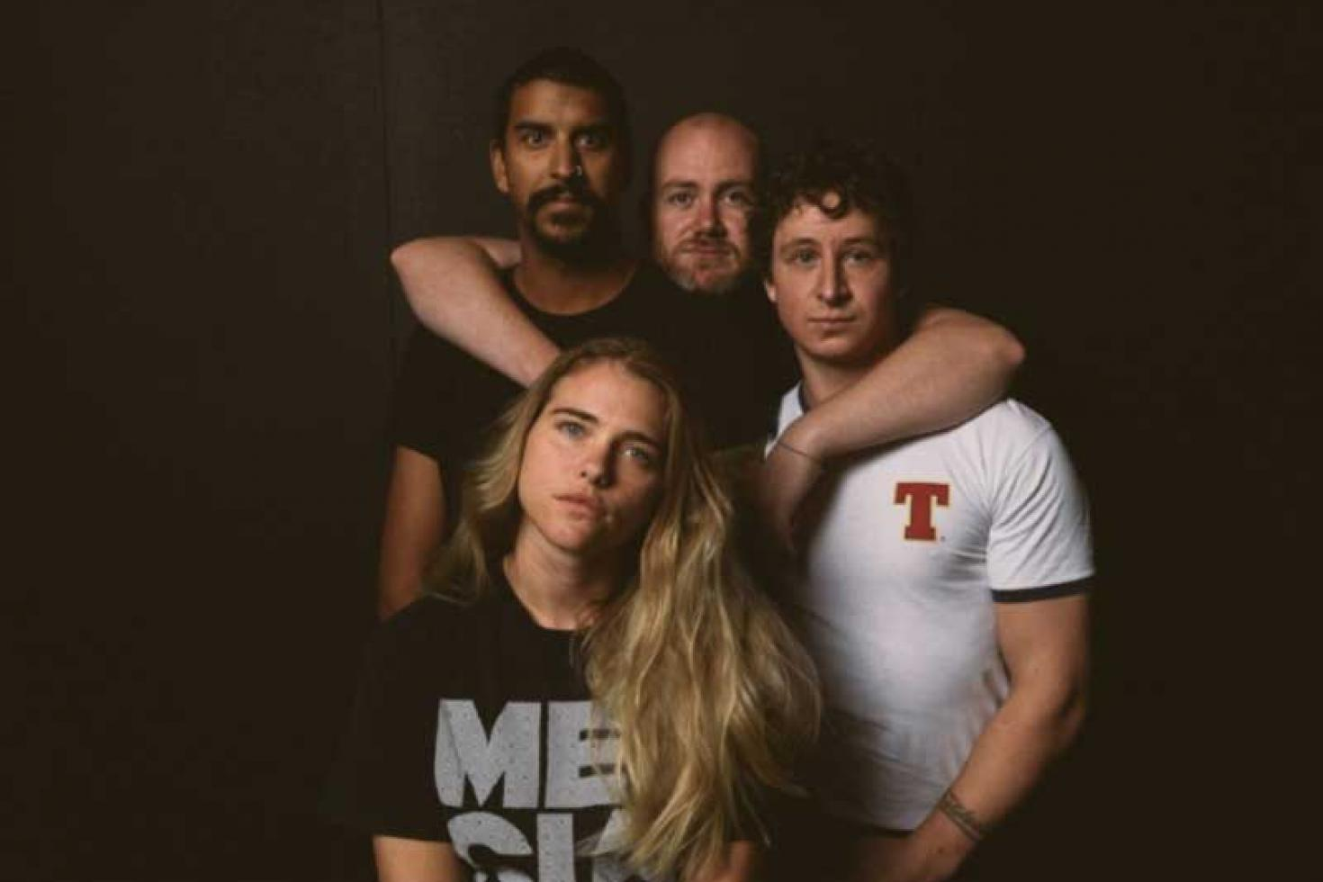 Press Club share music video for 'Thinking About You'