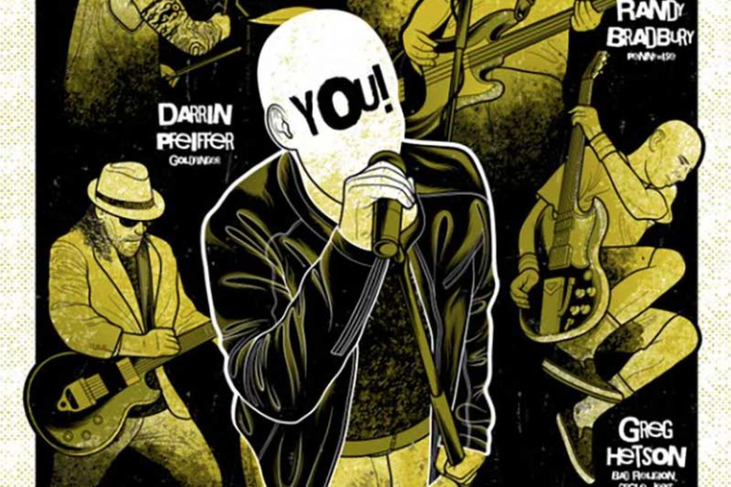 Punk Rock Karaoke wants you to sing along