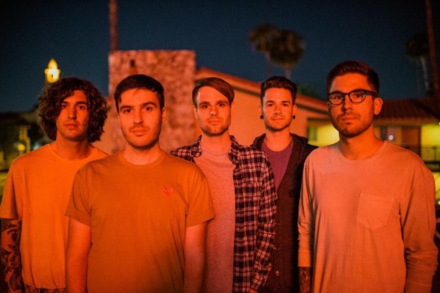 Real Friends release video for 'Me First'