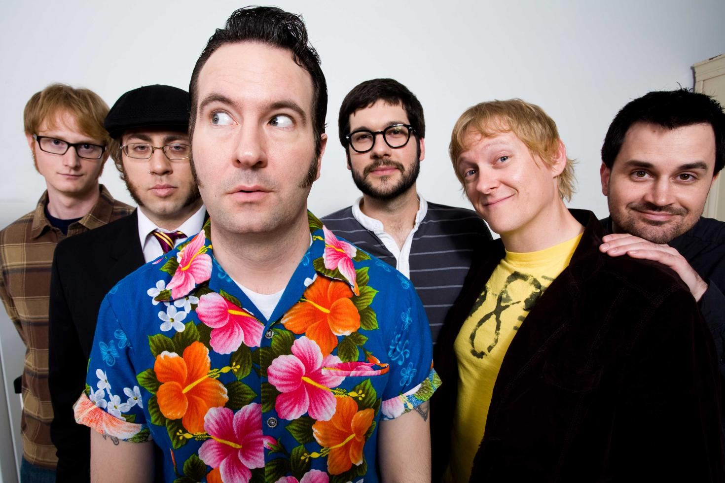 News Reel Big Fish Announce The Beer Run With Special