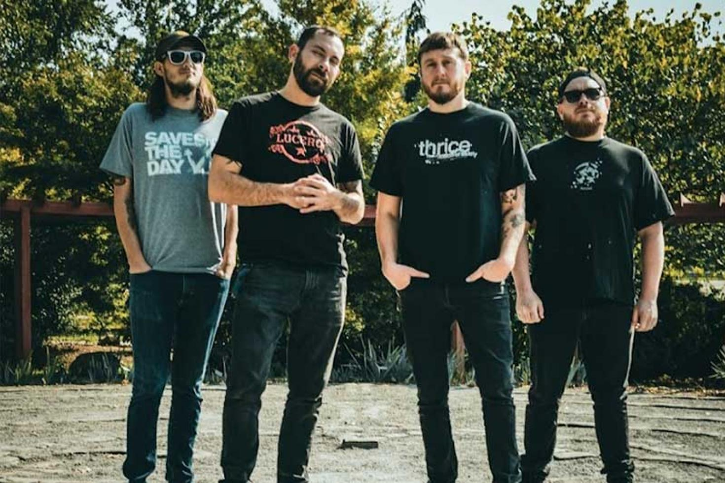 Knoxville's Rough Dreams pays tribute to Thrice with cover of 'The Artist in the Ambulance'