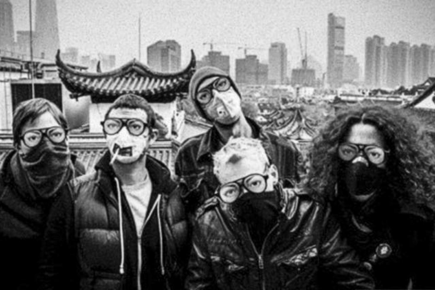 Round Eye release 'Do the Drumpf' music video