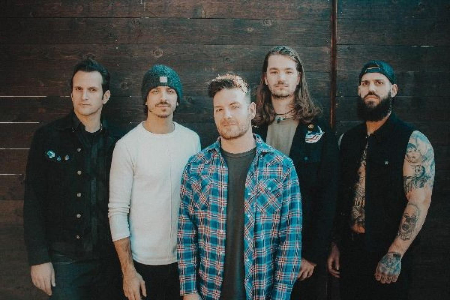 Senses Fail share new video for 'Elevator To The Gallows'
