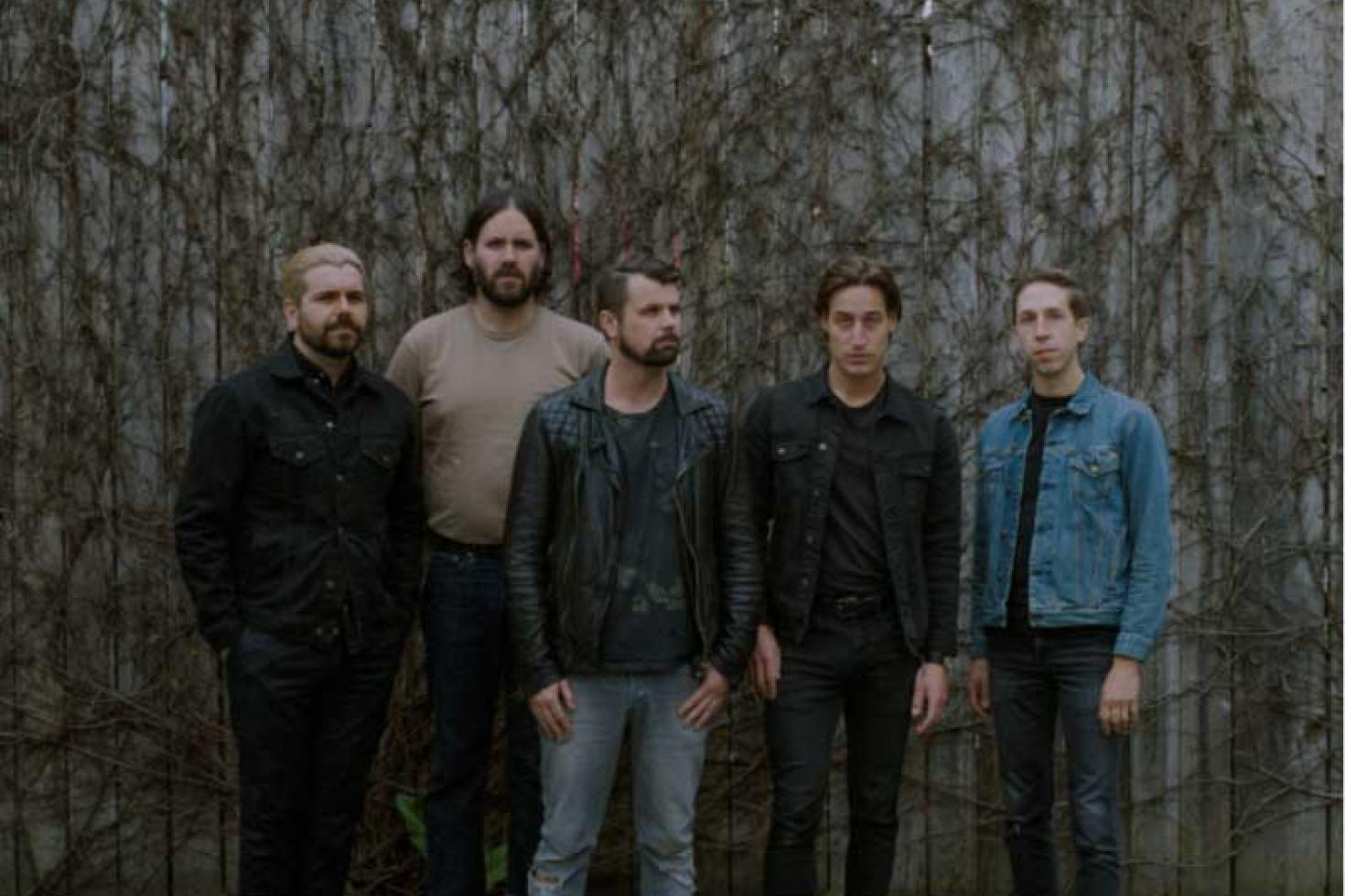 Silverstein sign to UNFD and share new single 'Burn It Down ft. Caleb Shomo'