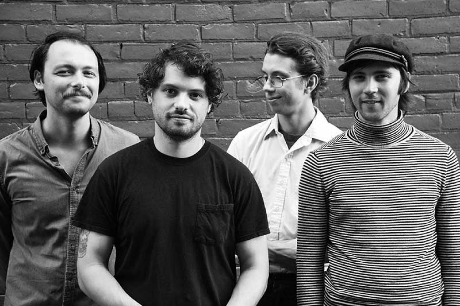 Single Mothers share video for new single 'Metropolis'