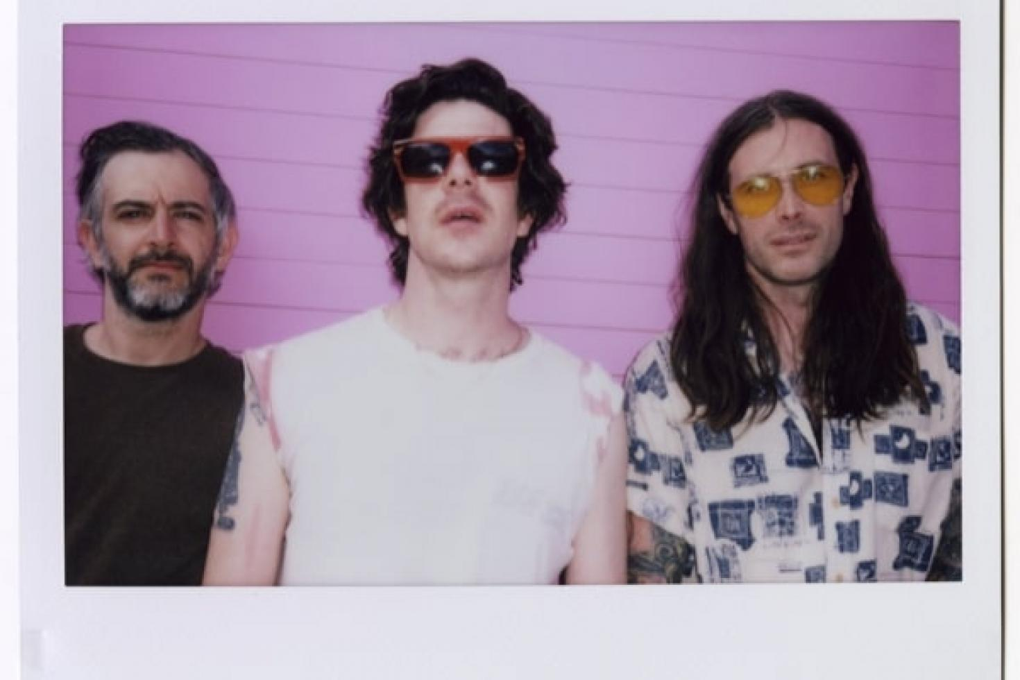 Spiral Heads release new video for 'Baby's Got Bangs'
