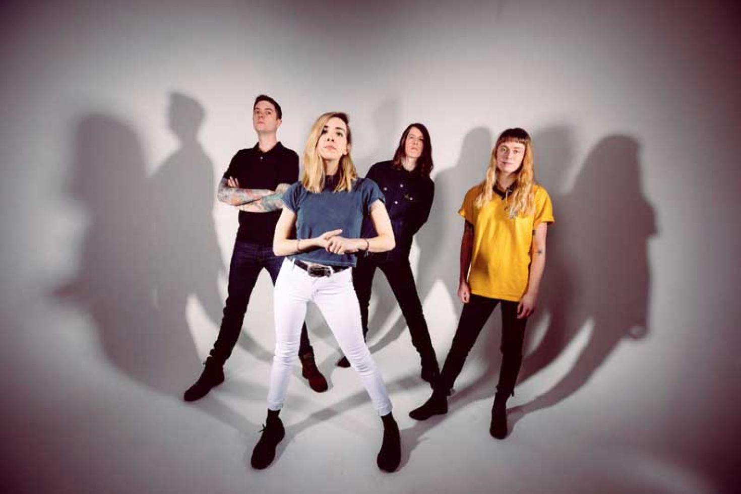 Summer Cannibals share new song 'False Anthem'