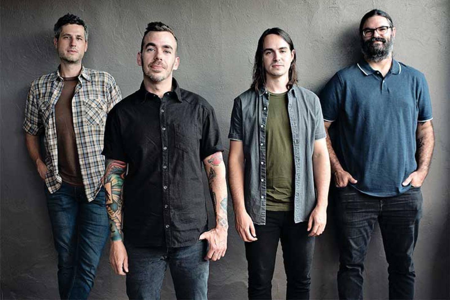The Casket Lottery share video for new song 'More Blood'