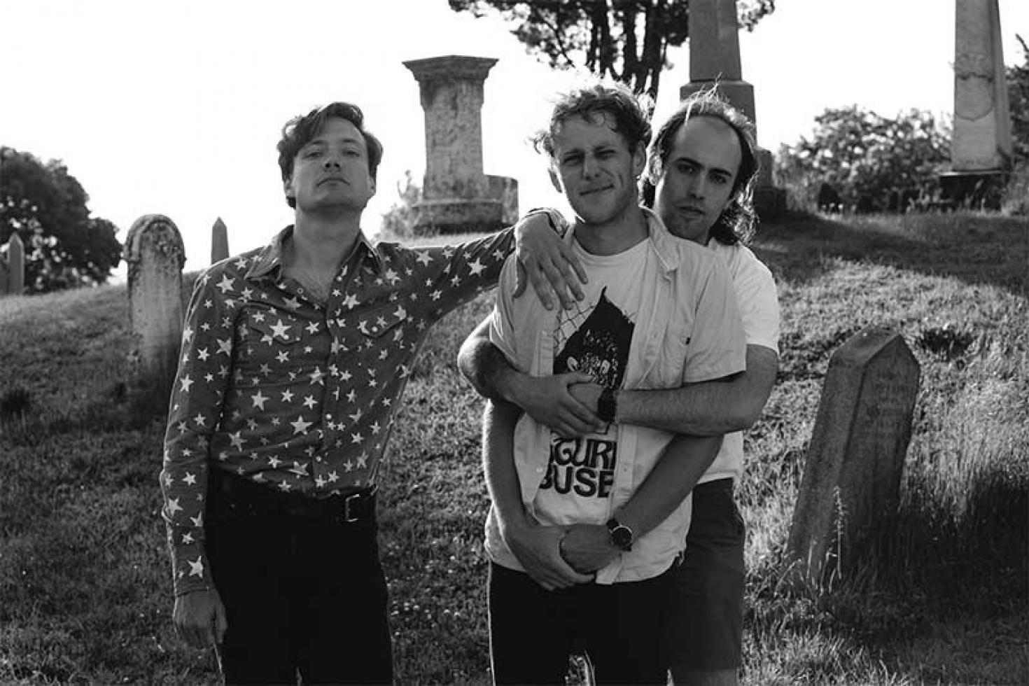 The Dirty Nil are 'Done With Drugs' on new single
