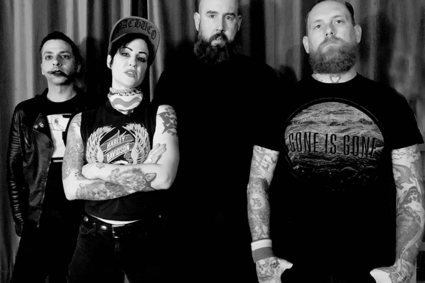 The Distillers announce 20th anniversary reissue of self-titled debut