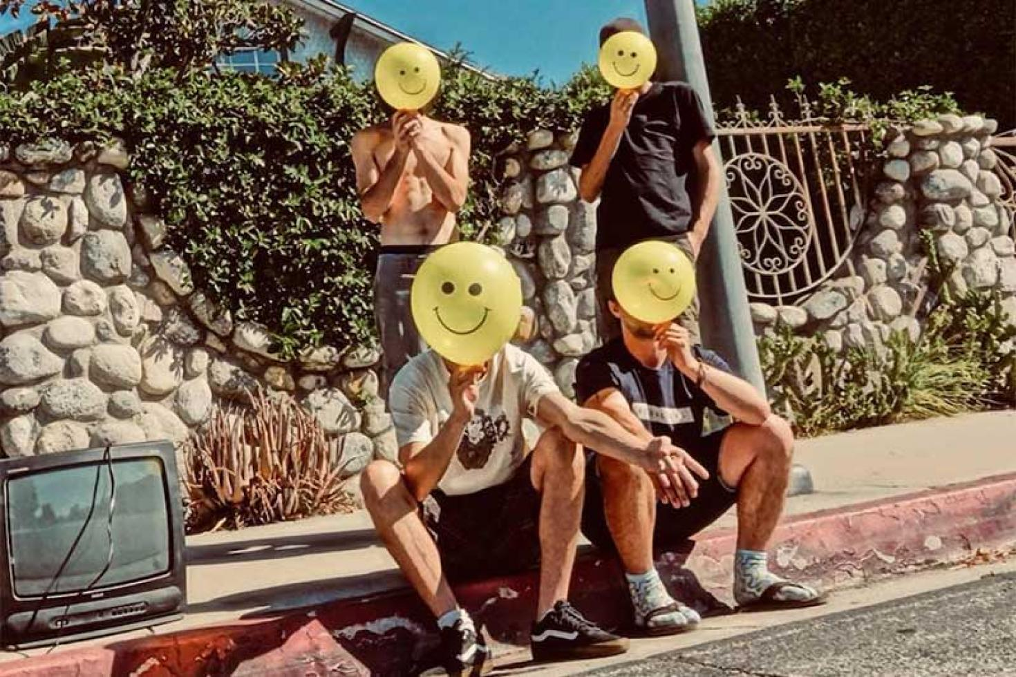 The Happys share video for new single 'Cut The Rope'