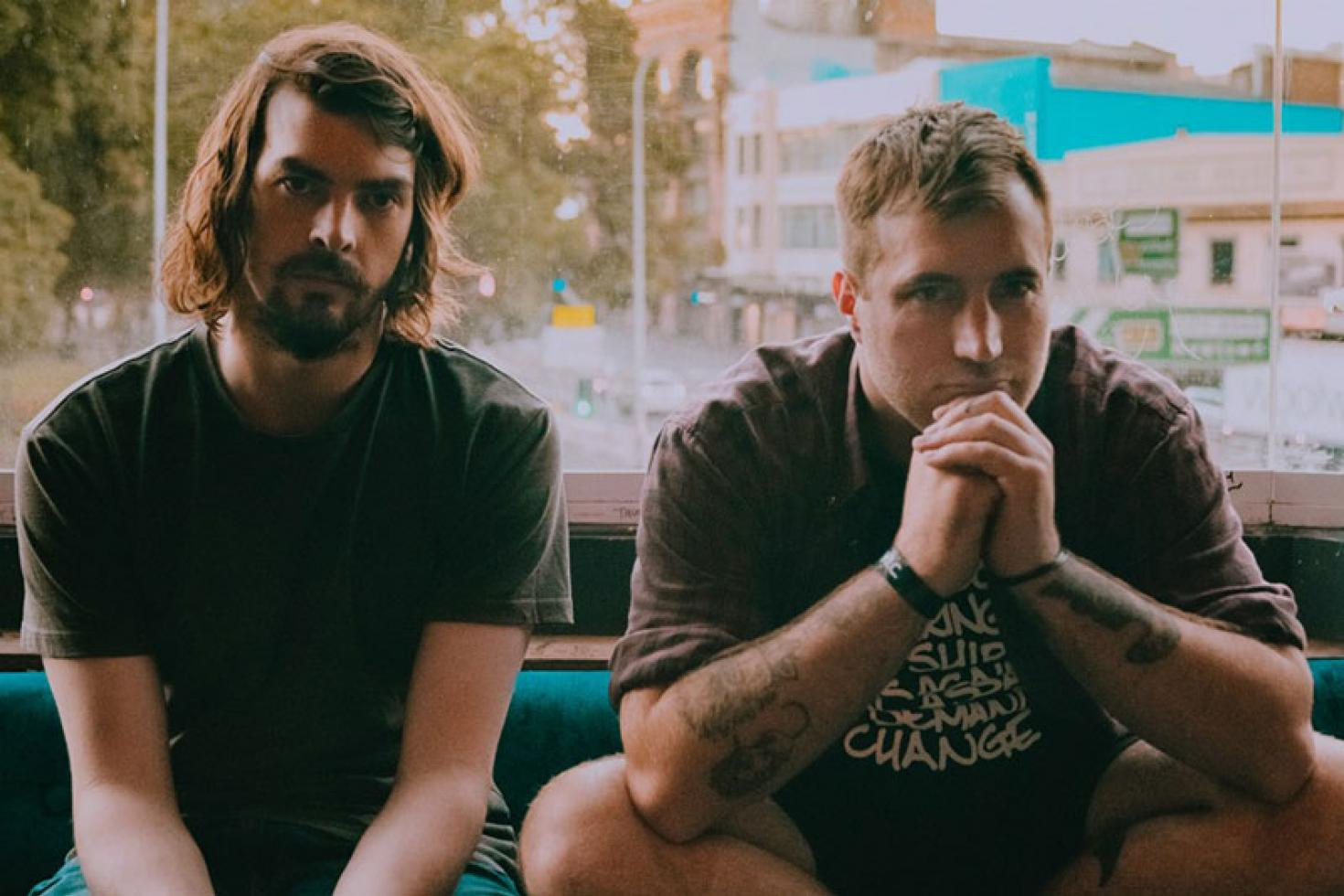 The Hard Aches release music video for 'I Feel Like I'm Dying'
