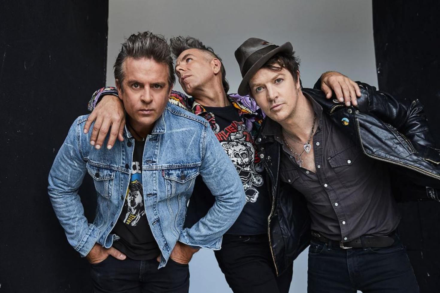 The Living End Punk Rock Theory