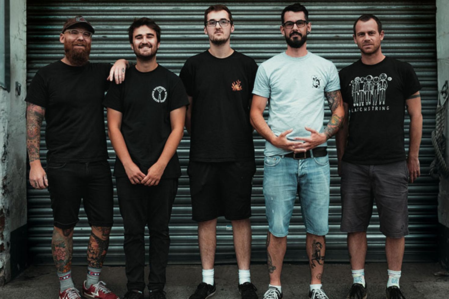 The Run Up release video for 'Portraits'