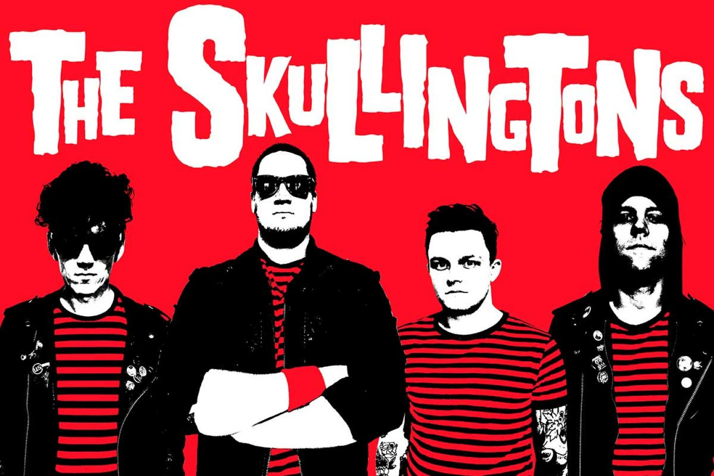 PREMIERE: The Skullingtons share video for 'Highschool of the Dead'