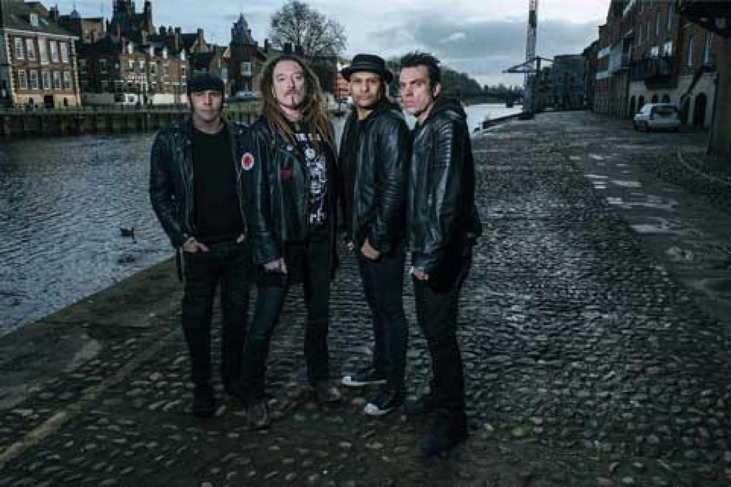 The Wildhearts unveil a new NSFW video for 'Let 'Em Go'