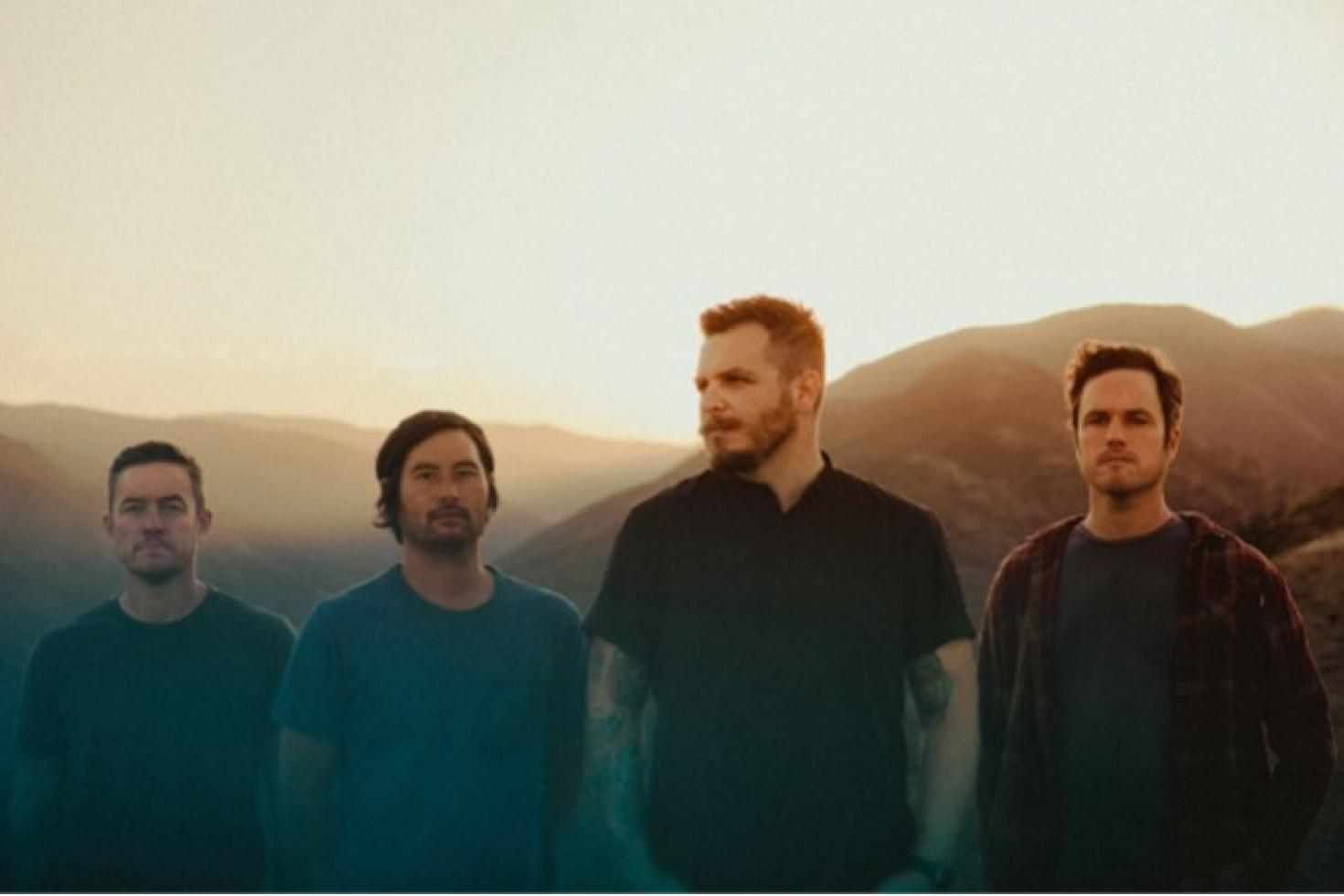 Thrice release new single 'Summer Set Fire To The Rain'