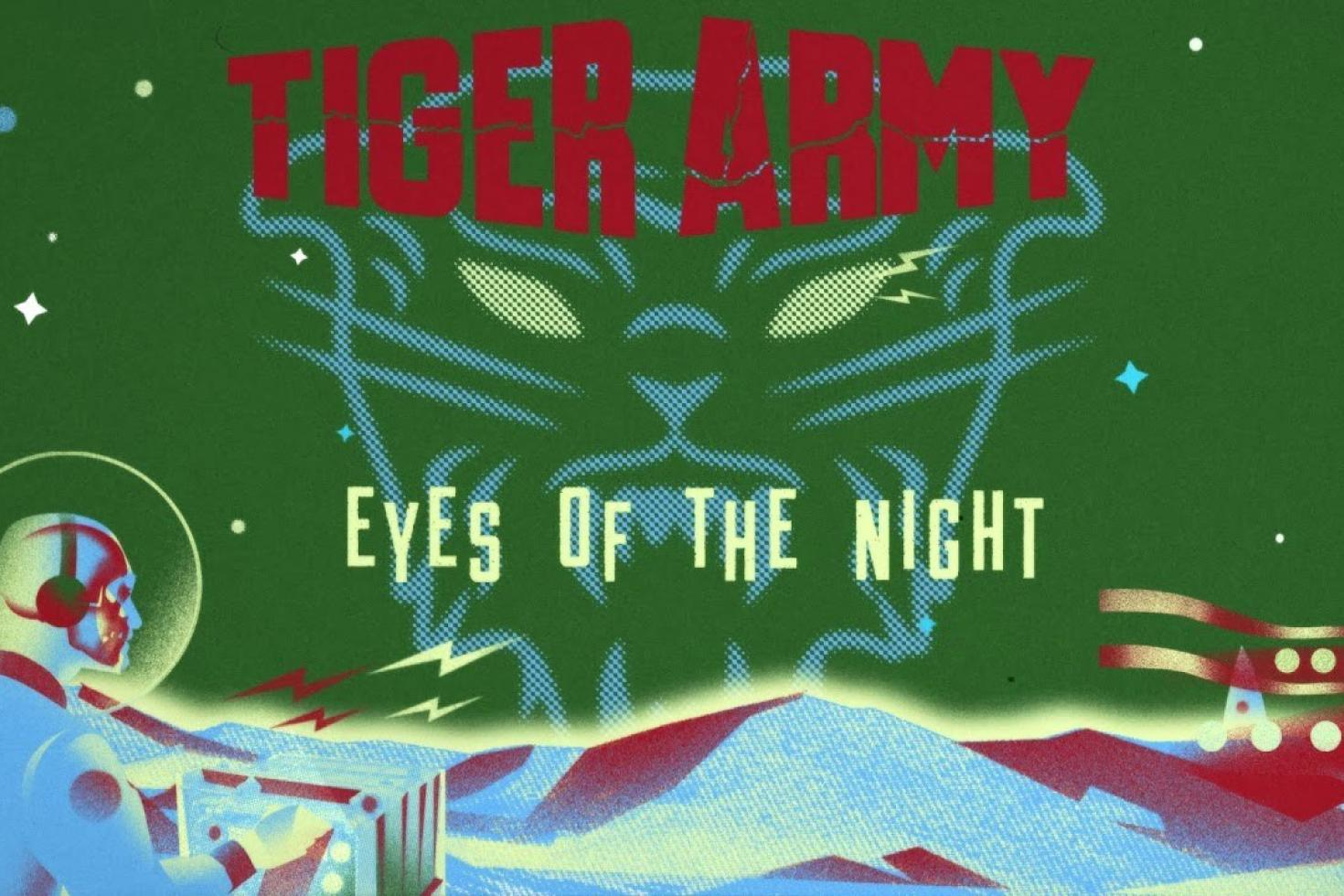 Tiger Army release 'Eyes Of The Night'