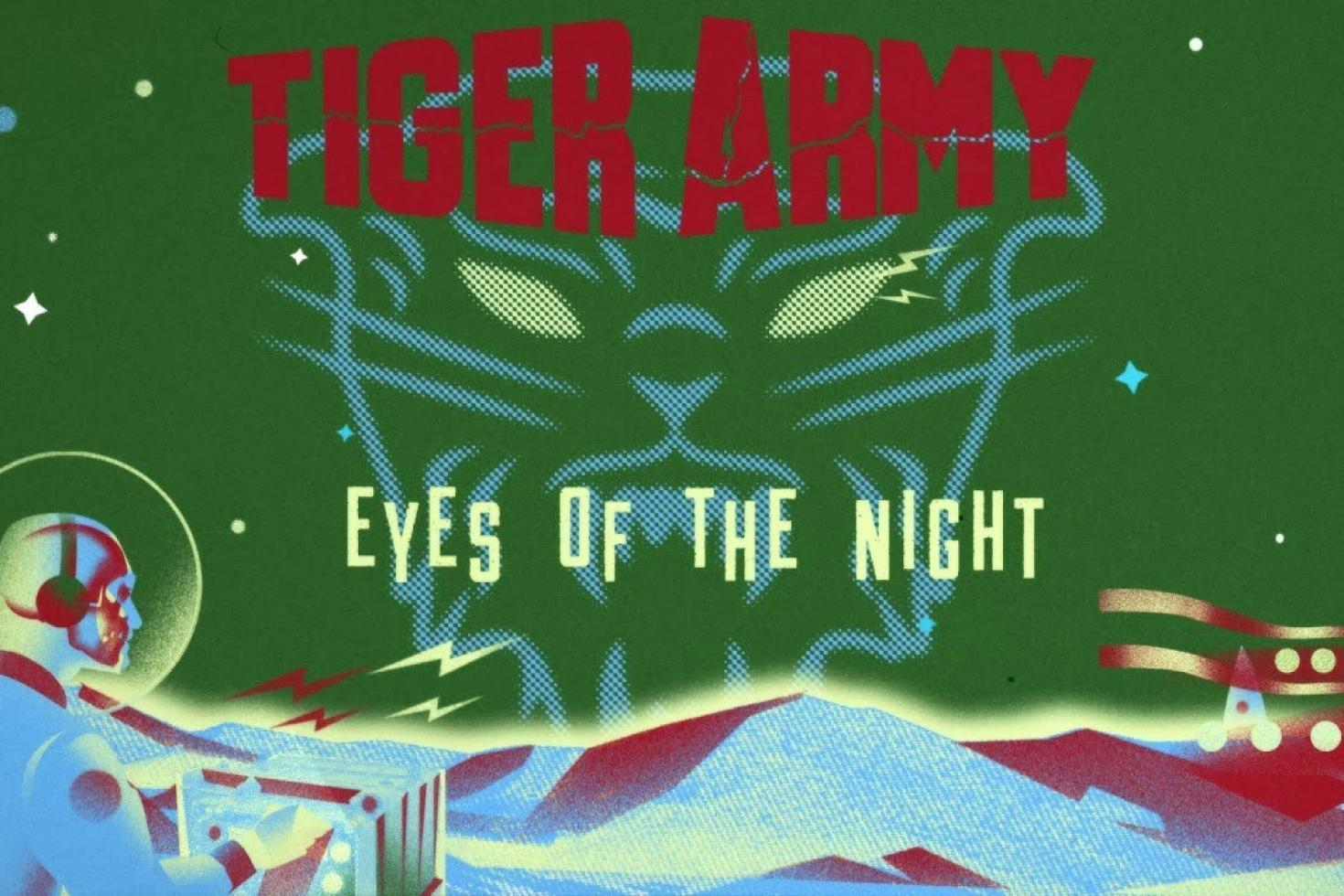 Tiger Army release new single 'Devil That You Don't Know'