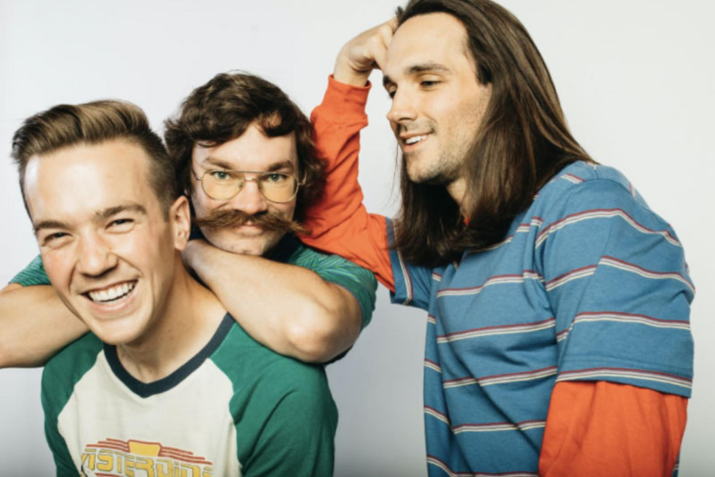 Tiny Moving Parts share new single 'Vertebrae'