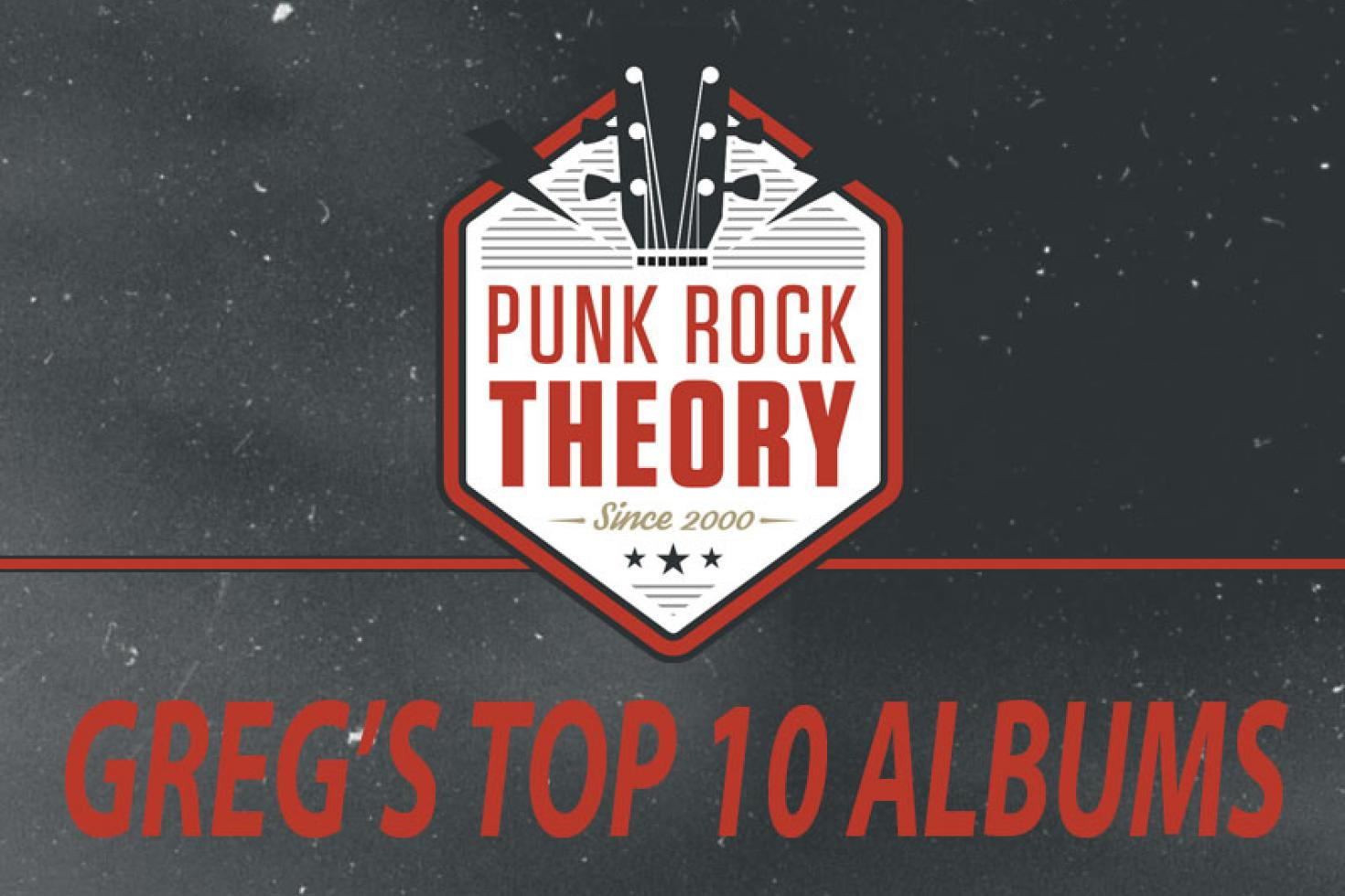 Gregory's top 10 albums of 2018