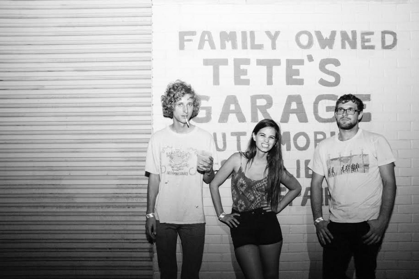 Trampoline Team release self-titled full-length