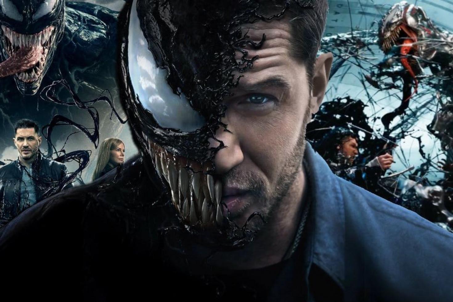 Venom Punk Rock Theory
