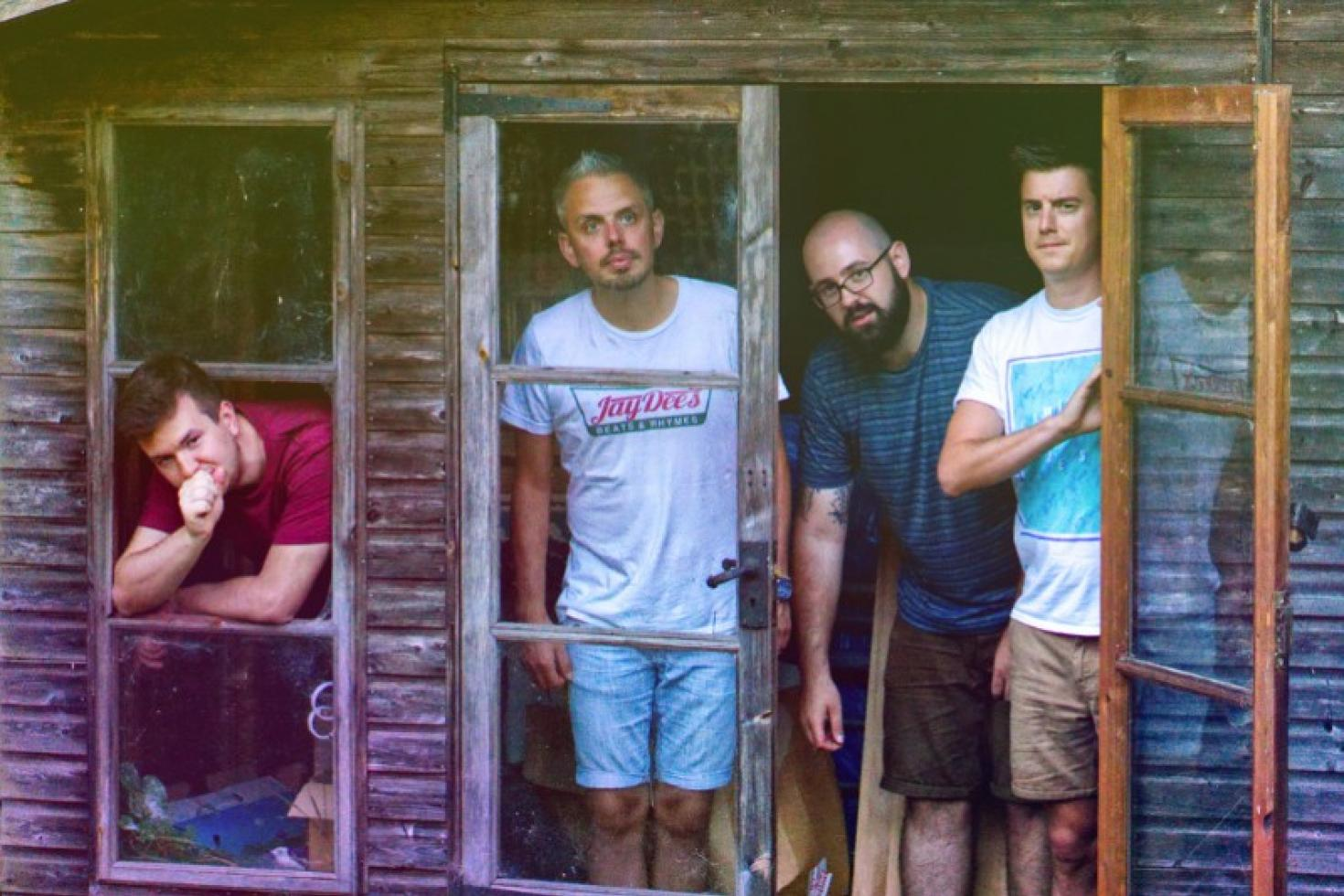 Wild Tales release new single 'Restore and Reorder'