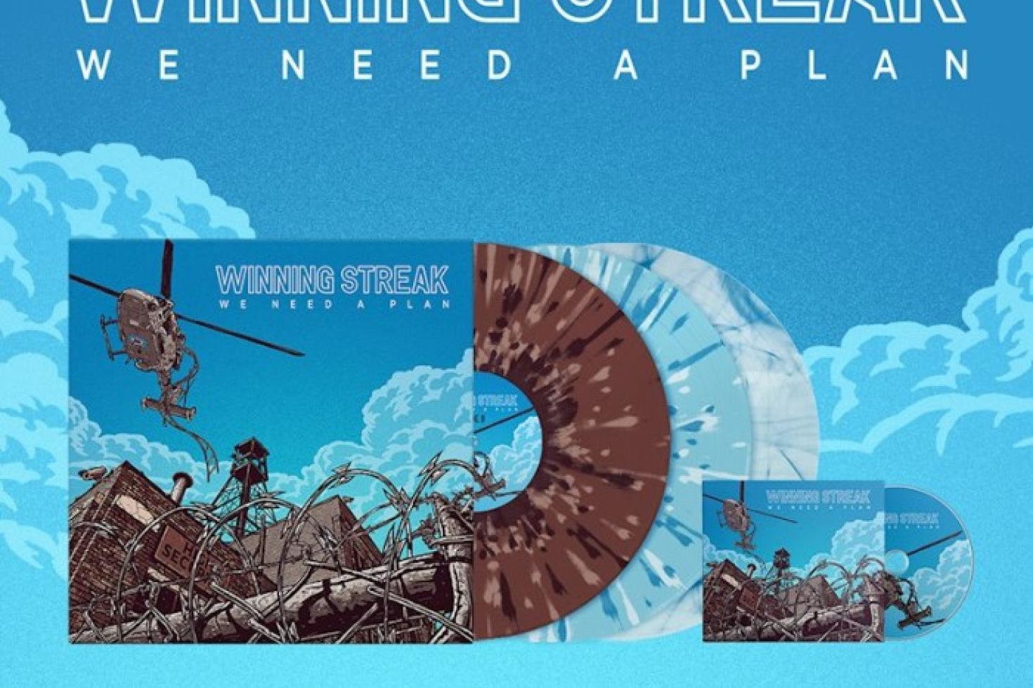 Winning Streak share new single 'Stop Screaming'