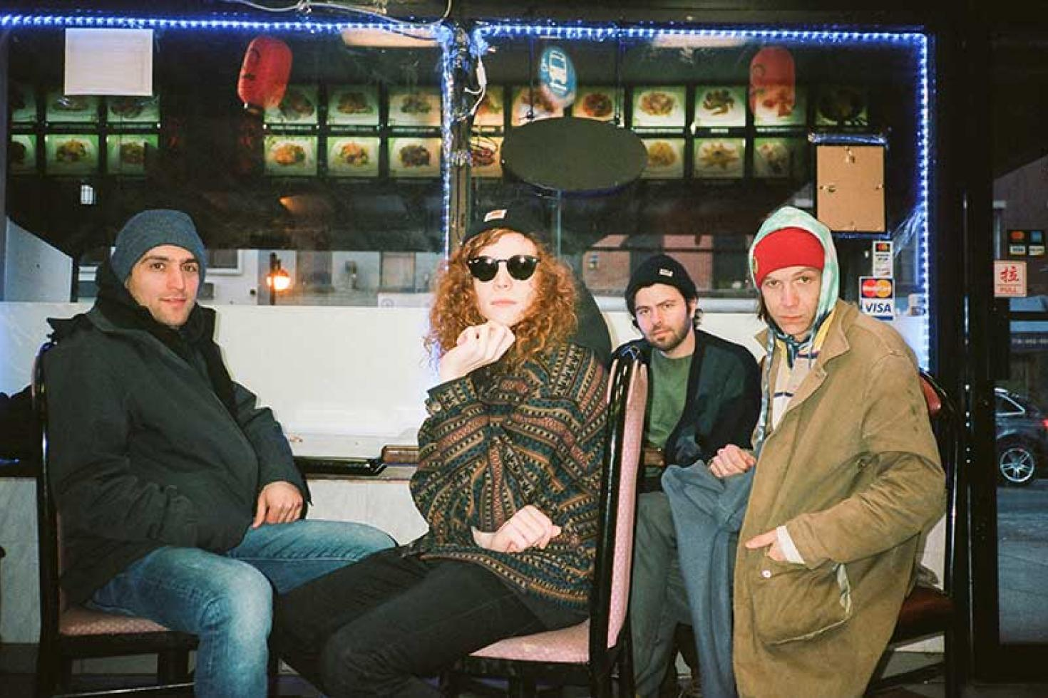 WIVES (ft. DIIV guitarist Andrew Bailey) release new track